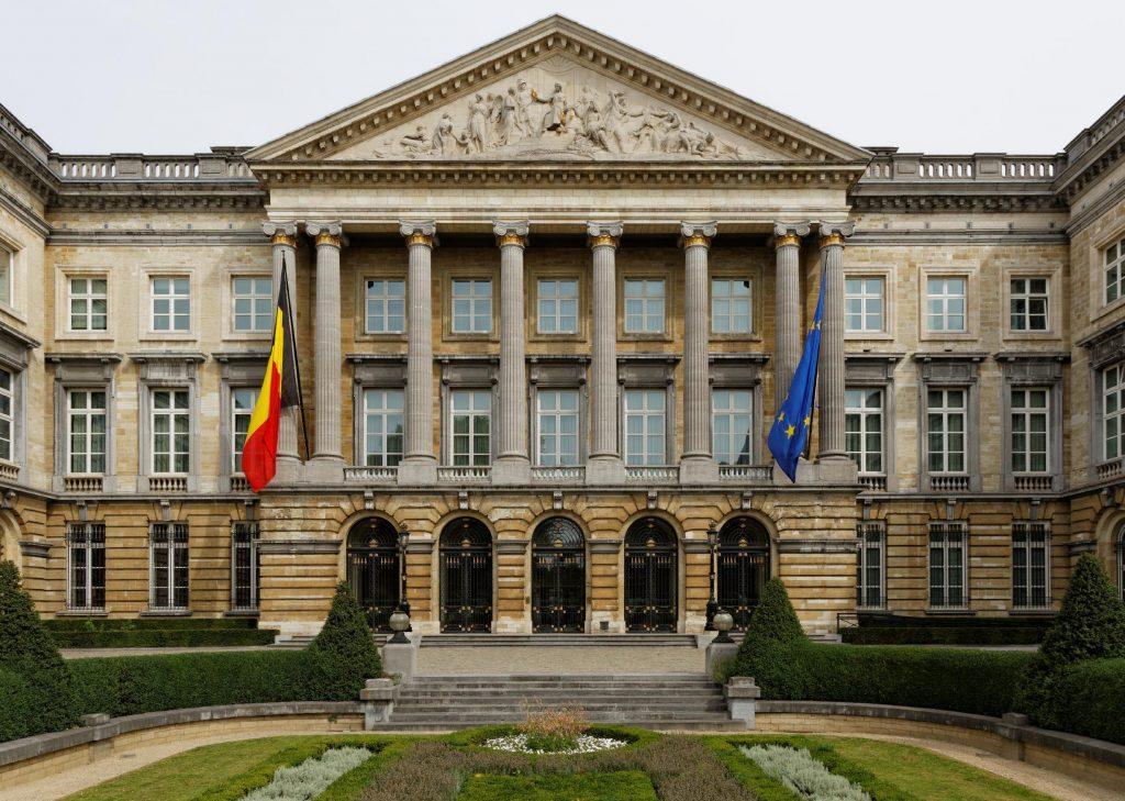 Paleis der Natie/Palais de la Nation